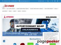 Sprzęt narciarski w SKI-PARK w Warszawie