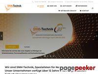 Sicherheitsnetze & Dachrandsicherung von SNM-Technik