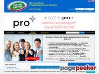 Portal biznesowy oferujący bezpłatną reklamę w Internecie