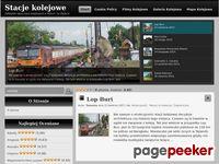 Stacje PKP i dworce kolejowe w Polsce