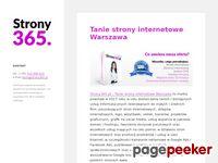 Strony365.pl - strony www tanio