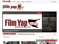 Thefilmyap.com - THE FILM YAP | We Never Shut Up About Movies