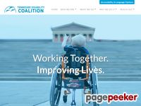 Tndisability.org - Tennessee Disability Coalition | Ensuring Self-Determination, Independence and Empowerment, for People with Disabilities