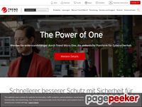 Trendmicro.com - Enterprise Cyber Security Solutions | Trend Micro