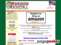 Tugnet.org - TUGNET - The User's Group Network, San Fernando Valley, Los Angeles, Southern   California