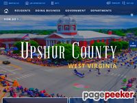 Upshurcounty.org - Welcome to Upshur County, West Virginia