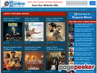 screenshot of watchonlinemovies.com.pk