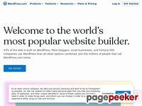 Wordpress.com - WordPress.com: Create a free website or blog