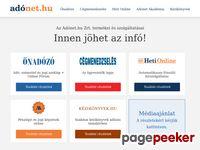 AdóNet.hu - Ingyenes Online Tanácsadás