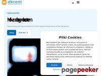 Tutaj już jest lub wkrótce pojawi sie aktualny zrzut strony Szkoła Języków Obcych Akcent - kursy i szkolenia...