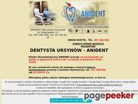 Implanty Warszawa - ANIDENT