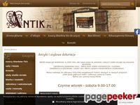 """Antyki """"ANTIK"""" A. Woźniak"""