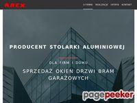 Okna i Drzwi - PPUH AREX Arkadiusz Oniszczuk