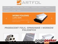 Producent worków foliowych