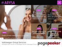 Sklep internetowy z bielizną ARYSA