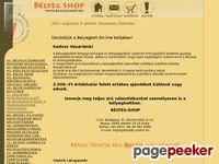 Bélyeg Shop