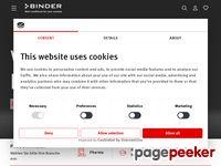BINDER GmbH Tuttlingen: Umwelt-Simulationsschränke