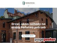 Drzwi zewnętrzne Sierakowice