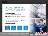 Http://www.bochem.pl : usługi laminacji