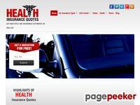 Screenshot of www.carinsurancecalculator.info in Kompower - Web Directory