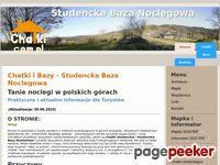 Studencka Baza Noclegowa - Tanie noclegi w polskich górach