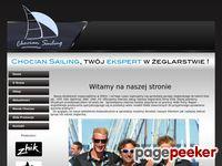 Łódki topper - www.chociansailing.pl