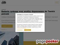 ConQuest Consulting - badanie rynku - 02–526 Warszawa, ul. Opoczyńska 10⁄1