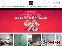 analyse seo site www.destock-design.fr