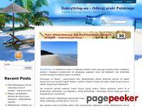Wędkarstwo nad polskim Bałtykiem