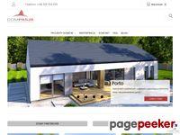 DomPasja - Projekty domów nowoczesnych