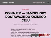 Wypożyczalnia busów, wynajem dostawczych Warszawa