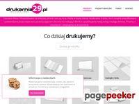 Popularna drukarnia Opole