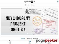 Pieczątki Firmowe Online w 24h na e-pieczatki24.pl