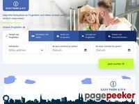 Parken am Flughafen Dresden inkl. Transfer bei easy park and fly