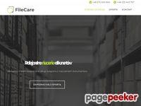 Przechowywanie dokumentów Katowice