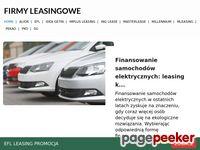 Doradca leasingowy