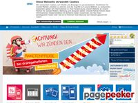 Servicestarke Internetdruckerei Flyerparade
