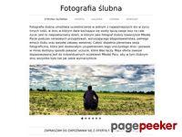 Fotograf ślubny z Bydgoszczy