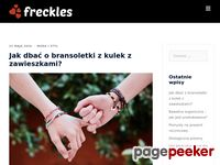 Freckles.pl - Moda blog