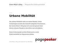 Greenmotorsblog
