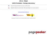 Drewniane domki letniskowe Gorzów