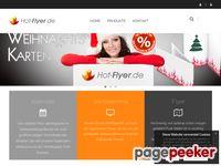 HDB Druck - Ihre Onlinedruckerei für Flyer, Plakate, Visitenkarten, Briefbogen. DRUCKEREI