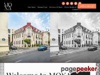 Románia, Bukarest - Le Boutique Hotel Moxa