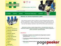 Hydrotech J.Gutowski - hydraulika siłowa, napędy i sterowanie