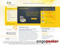 Projektowanie stron internetowych Hyh Katowice Śląsk