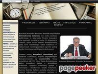 Kancelaria Notarialna Warszawa - Doświadczony Notariusz