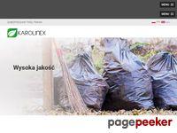 Karolinex-worki.pl - wkłady foliowe