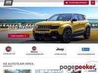 Kiskunhalas, Baja - KB Autoteam Fiat Márkakereskedés és Autószervíz