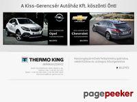 Zalaegerszeg - Kiss-Gerencsér Autóház Kft.