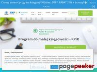 SKP księga przychodów i rozchodów. KPiR program księgowy